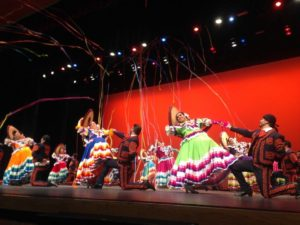 An Evening With! Pedro Perez II and Alegre Ballet Folklórico @ Hall of State