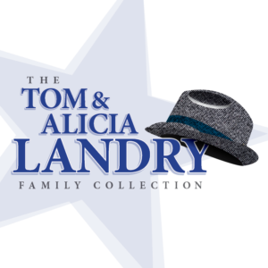 The Tom & Alicia Landry Family Collection @ Hall of State, Fair Park